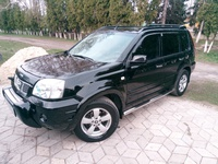 Nissan X-trail Columbia